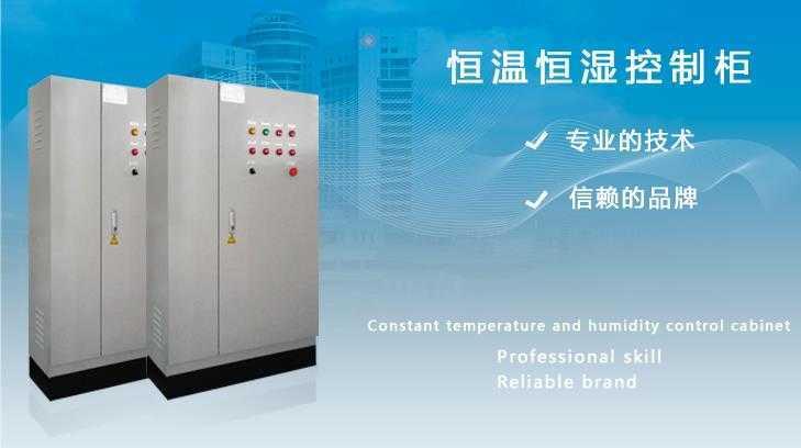chang房PLC恒温恒湿控制柜,专业chang家ding制
