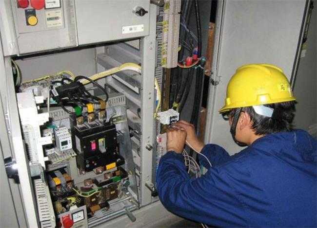 plc控制柜维护