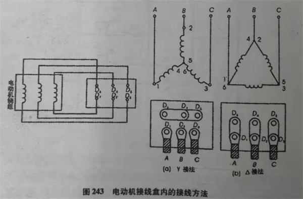 双su电动机jiexian方法