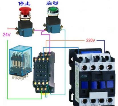 中间继电器和速度继电器结goute点和选用biaozhun